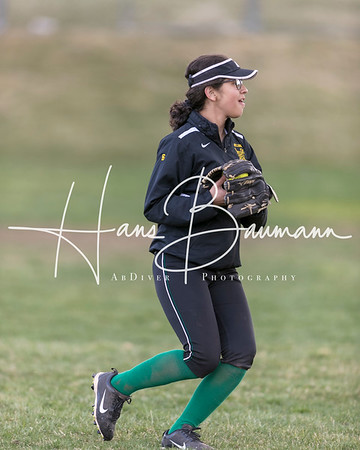 Softball Pershing County @ Incline 26 March