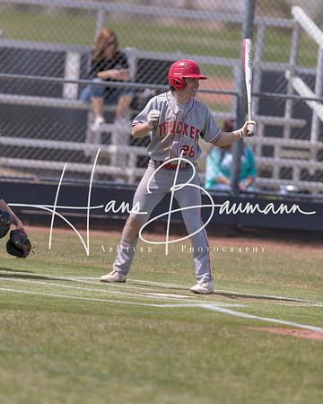 Baseball Truckee @ North Valleys Varsity Double Header 13 Apr