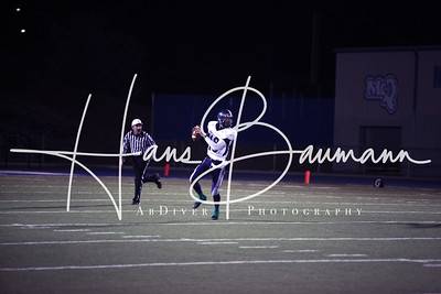 Football Varsity Damonte Ranch @ McQueen 8 Nov 2013
