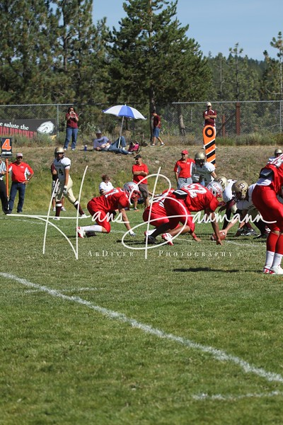 Truckee HS Football 2011