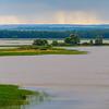 River Volga, near Kazan, Tatarstan