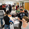LHAND hosted the Back to School Bash for veterans, military families, and Gold Star families on Tuesday.