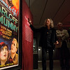 """Metallica guitarist Kirk Hammett speaks about the poster for the 1932 horr film, The Mummy, which is on display in the """"It's Alive!"""" show at the Peabody Essex Museum."""