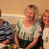 Nahant, Ma. 9-28-17. Celeste Niarchos, Janne Hellgren, and Donna Southwell enjoying themselves at the Children's Law Centr 40th celebration at the Nahant Country Club.