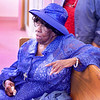 Lynn, Zion Baptist Church, Velma Berry, Chelmsford, who just celebrated her 100th birthday, waits for the Sunday service to begin.