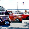 "Swampscott. ""Classics By the Sea"" car show.  Monument Ave.<br /> Overview."