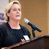 Kelly Delaney owner of Cakes for Occasions, is the keynote speaker at the annual North of Boston Businesswomen of the Year awards at the Holiday Inn in Peabody on Wednesday, October 23. Item Photo / Angela Owens.