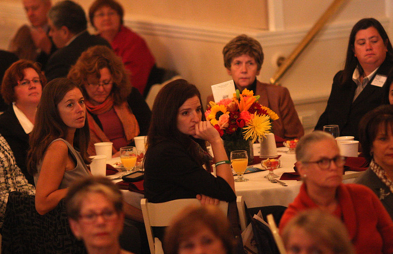 12th Annual North of Boston Business Women of the Year Awards Ceremony at the Nahant Country club.