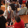People shopping at the 12th annual Nahant Holiday Fair held at town hall on Saturday. the Nahant Womens Club puts all the money raised at this event into scholarships for Nahant kids. Photo by Owen O'Rourke
