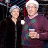 Lynn. The Four Winds Restaurant.  Celebrity bartending, an Item Santa fundraiser. Diane Edgett and David Solimine Sr. both Lynn.