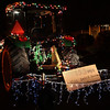 One of the many floats in the Christmas parade in Nahant on Saturday. photo by Owen O'Rourke