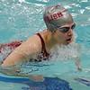 Marina Broufas..breaststroke in 200 IM