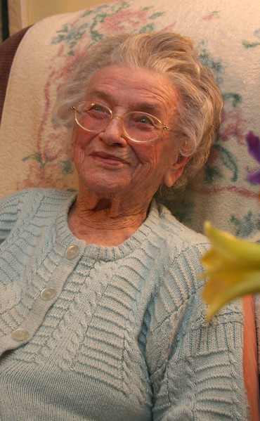 Helen Kilroy of Saugus is turning 100 years old.