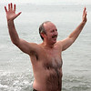 The 4fth annual Polar Bear Plunge was held at the Swampscott Yacht Club on Friday.