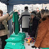 Tee-shirts were on sale at the 4th annual Polar Bear Plunge at the Swampscott Yacht Club on Friday.