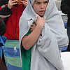 The 4th annual Polar Bear Plunge was held on Friday at the Swampscott Yacht Club.