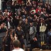 English High School basketball fans at Classical Tuesday January 19, 2010. Item Photo/ Reba M. Saldanha