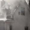 Working fire at 51 Green Street in Lynn.