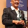 Basilio Encarnacio, winner of Multicultural business Leadership Award.
