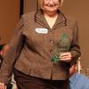 Sue Kreamer, winner of this year's President's award.