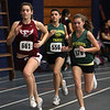 Girl's Mile  Kelly Roland, 661, Saska Icitoric, 567, and Stella Athanasopoulos, 556.