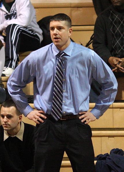 Coach Sean Connolly
