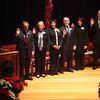 School Committee members take the oath of office during the Cityof Lynn Inaugural Exercises January 4, 2010 at Lynn Veterans Memorial Auditorium at City Hall. Item Photo/ Reba M. Saldanha