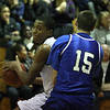 English vs. Danvers. Irving Vizeaino