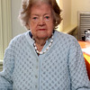Kay Hart, a resident at the Bertram House in Swampscott, is 100 years old