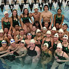 The Lynn Classical Swim team
