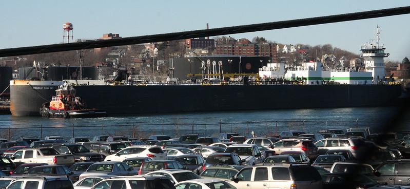 A tanker near Revere.