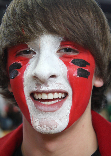 Who cheers the cheerleaders? People like Jimmy Harrington, that's who. At least in Saugus.
