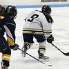 Erin McAndrews 9 skates away from Emma Keefe.