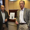 Daniel Owen, Licensed Clinical worker, left, and Bob Page, PHD Psychologist.