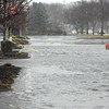 Shopping carts are stranded in their parking lot on the Lynn Fells Parkway Monday March 15, 2010. Item Photo/ Reba M. Saldanha