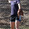 Courtney Fletcher. Girl's Swampscott girl's softball.