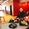 Lynn Chef Dorothy Kaiser of Turbine Wine Bar in Lynn's Central Square. Item Photo/ Reba M. Saldanha