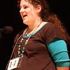 Colleen Curtis, Grade 8, Swampscott Middle School.