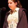 Heather Cummings, Grade 7, St. Pius V School, Lynn.