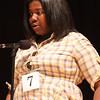 Allysa Graham, grade 8, KIP Academy, Lynn.