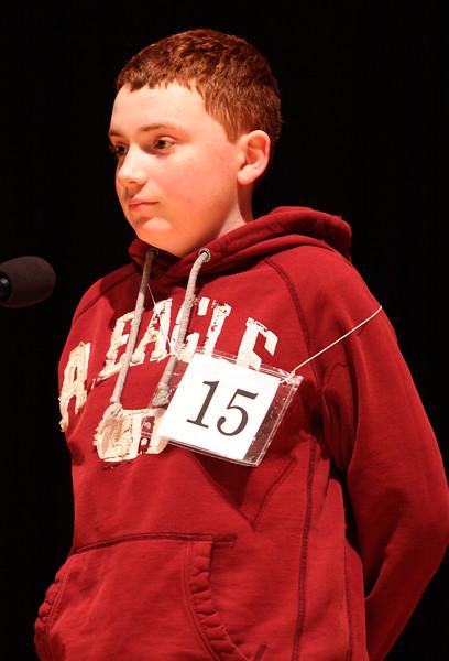 Daniel Collins Rosenberg, Grade 8, Veterans Memorial Middle School, Marblehead.