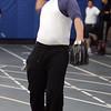 Mikey Lara during indoor practice at Tech gym Tuesday March 23, 2010. Item Photo/ Reba M. Saldanha
