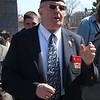 Stanley King, State Quatermaster Massachusetts VFW.