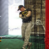 Returning player Chris Renzulli  during Bishop Fenwick practice in Peabody Tuesday March 30, 2010. Item Photo/ Reba M. Saldanha
