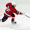 Lynn Jets Jordan Morelli in the Division 3 North semifinal at the Chelmsford Arena Thursday March 4, 2010. Item Photo/ Reba M. Saldanha