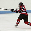 Marblehead's Anders Gunderson in the Division 2 North semifinal at the Chelmsford Arena Thursday March 4, 2010. Item Photo/ Reba M. Saldanha