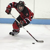 Marblehead's Hunter Whitmore in the Division 2 North semifinal at the Chelmsford Arena Thursday March 4, 2010. Item Photo/ Reba M. Saldanha