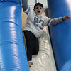 Winter Fest, Johnson School Nahant. Saturday. Anthony Troiani goes downs the slide.