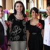 Left to right: Stephanie hardy, Jacklyn Crowley, Ivanna Solano, and Phumanan Phim.