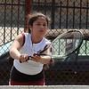 Kelly Santana, second doubles. Lynn English.